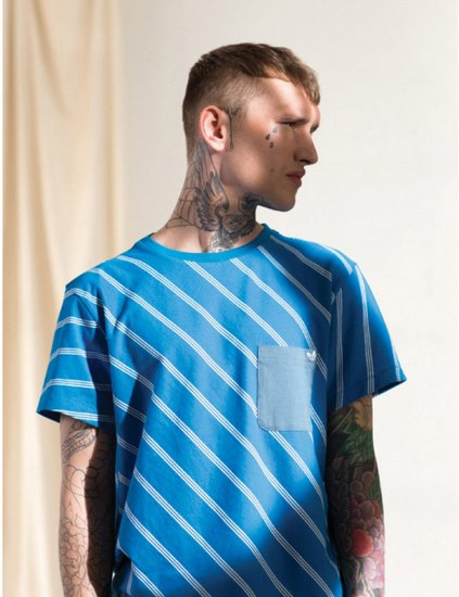 Марки Bedwin & The Heartbreakers и Adidas Originals выпустили совместную коллекцию одежды. Изображение № 3.