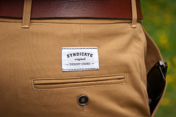 Легальный синдикат: Интервью с создателями марки Syndicate. Изображение № 33.