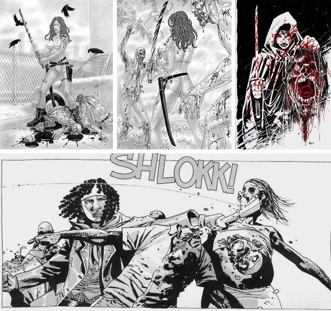 10 жестоких персонажей комиксов, о которых не доложили Роскомнадзору. Изображение № 4.