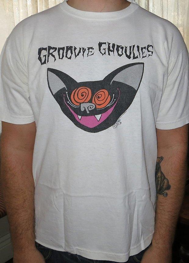 Minor Thread: Тысячедневный марафон футболок с логотипами музыкантов. Изображение № 11.