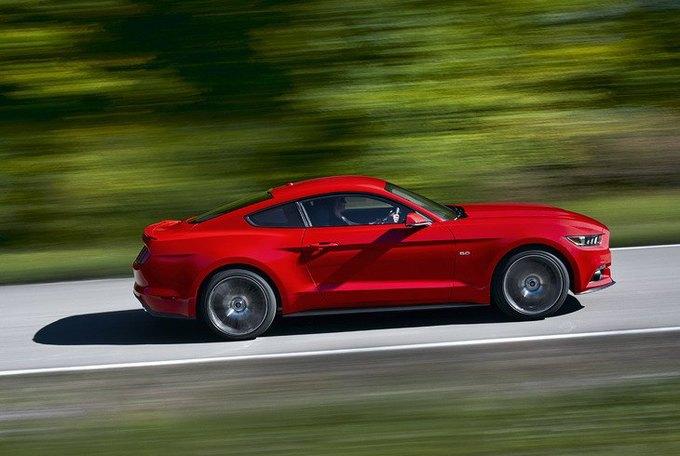 Ford представил новый Mustang шестого поколения. Изображение № 6.