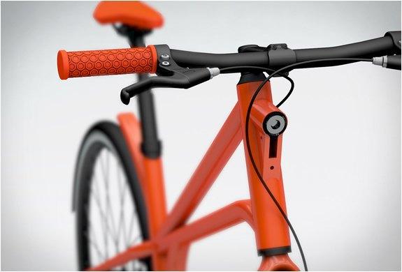 Велофирма CYLO представила новый городской байк. Изображение № 5.