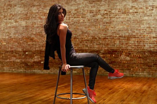 Ронни Фиг совместно с Asics представил новую модель кроссовок. Изображение № 10.