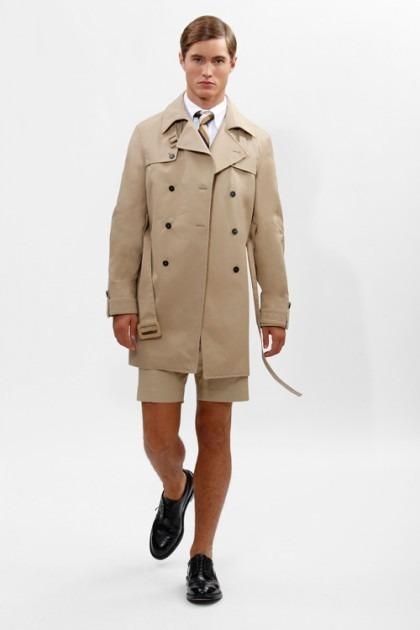 Марка Brooks Brothers представила новую коллекцию одежды линейки Black Fleece . Изображение № 9.