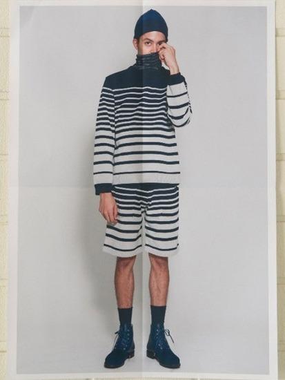 Японская марка Discovered выпустила лукбук весенней коллекции одежды. Изображение № 19.
