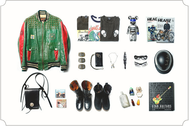 Личный состав: 15 предметов из коллекции Арсена Маркаряна, создателя магазина Belief. Изображение № 2.