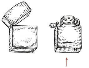 Совет: Как сделать тайник. Изображение №8.