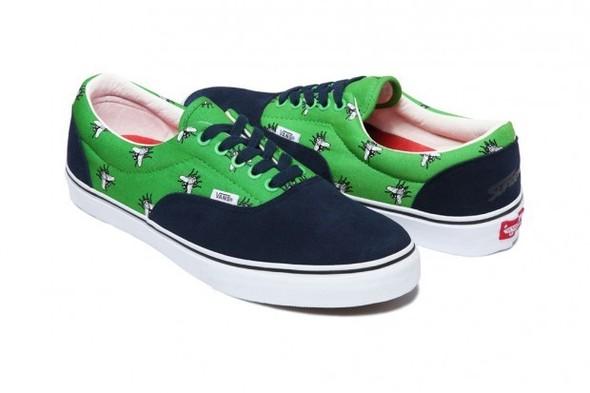 Две новые коллекции обуви Supreme и открытие магазина в Лондоне. Изображение № 12.