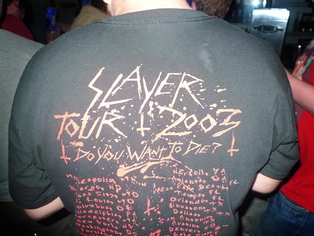 Расписание тура группы на 2003 год. Изображение № 1.