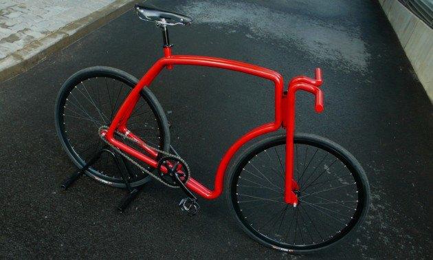 Велокомпания Viks создала серию байков, вдохновлённых каферейсерами. Изображение № 1.