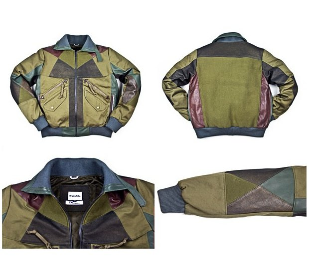 Марка Original Fake и дизайнер Даррен Романелли представили совместную коллекцию одежды. Изображение № 3.