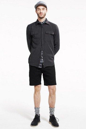 Марка Saturdays Surf NYC выпустила лукбук осенней коллекции одежды. Изображение № 16.