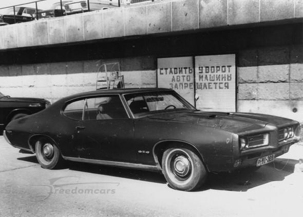 1968 Pontiac GTO. Изображение №8.