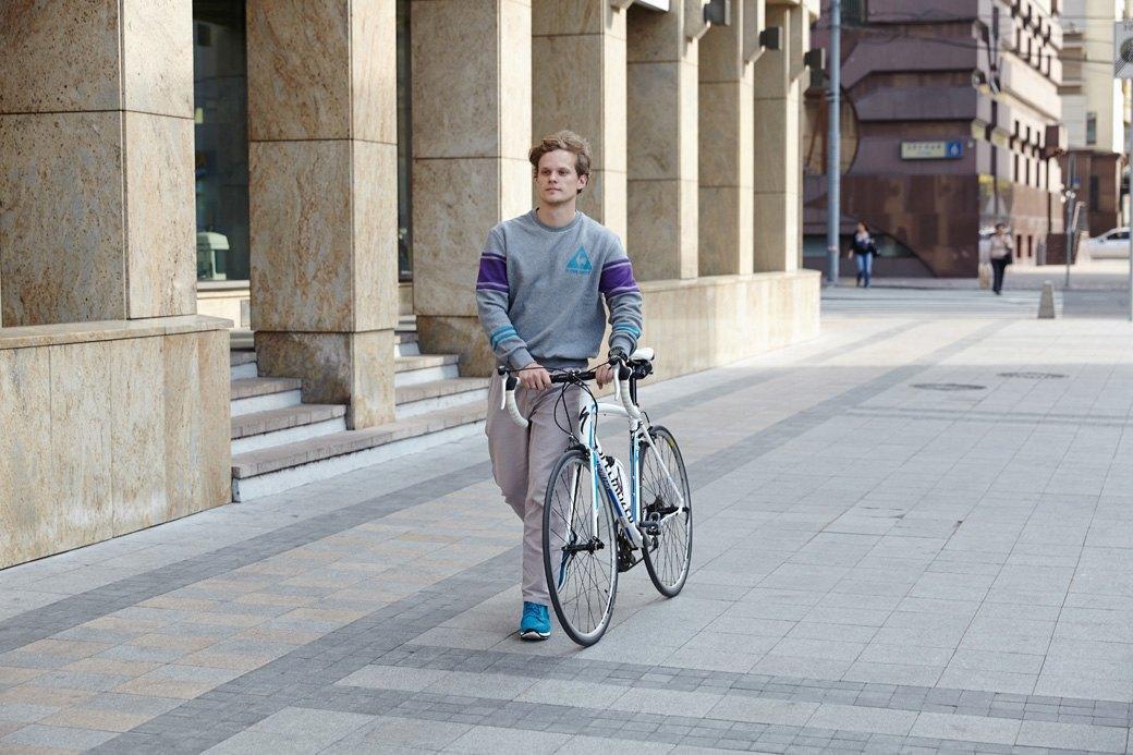Байкчек: Кто ездит на спортивных велосипедах в Москве. Изображение № 5.