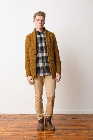 Марка Pendleton выпустила лукбук осенней коллекции одежды. Изображение № 20.