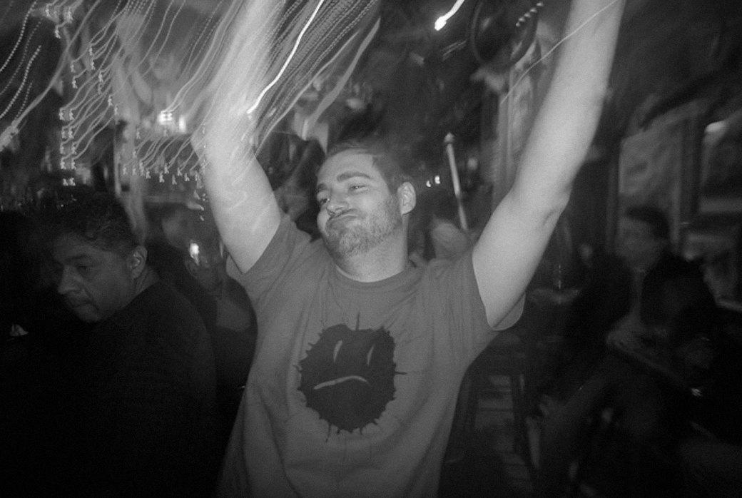 Как танцевать пьяным. Изображение № 1.