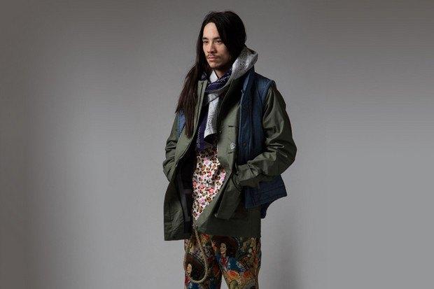 Марка Garbstore опубликовала лукбук весенней коллекции одежды. Изображение № 15.