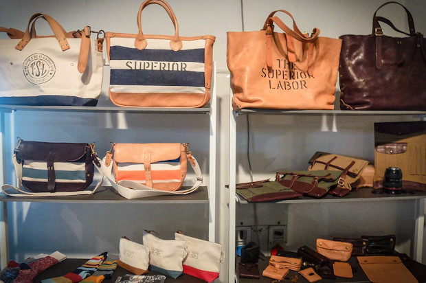 Японские сумки Superior Labor сделаны вручную. Изображение № 40.