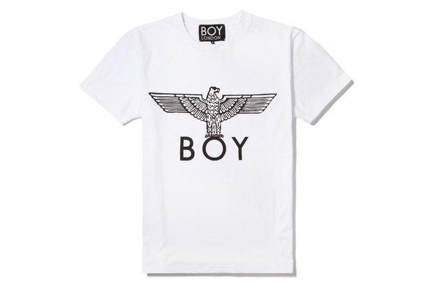 Марка Boy London выпустила новую коллекцию одежды своей линейки Holiday. Изображение № 2.