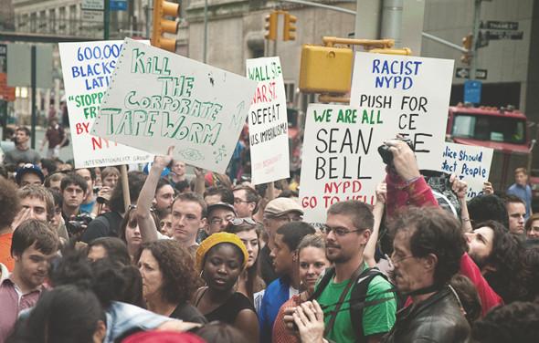 Воруй-оккьюпай: Движение Occupy Wall Street и борьба улиц против корпораций. Изображение № 11.