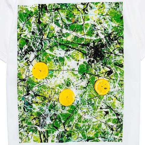 Марка A.Four выпустила коллекцию одежду, посвященную группе The Stone Roses. Изображение № 7.