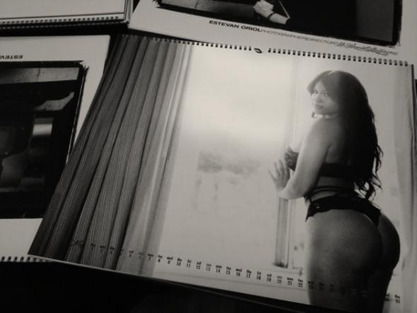 L.A. WOMAN CALENDAR. Изображение № 21.
