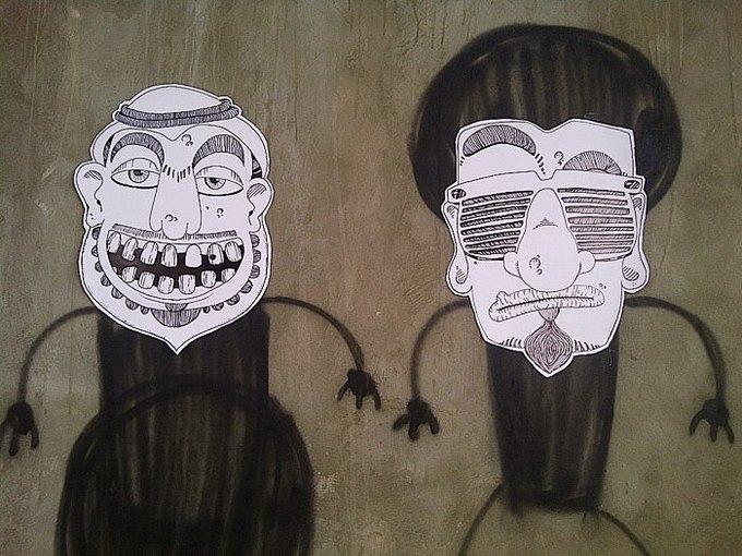 Saudi street art: Tumblr-блог об уличном искусстве Саудовской Аравии. Изображение № 5.