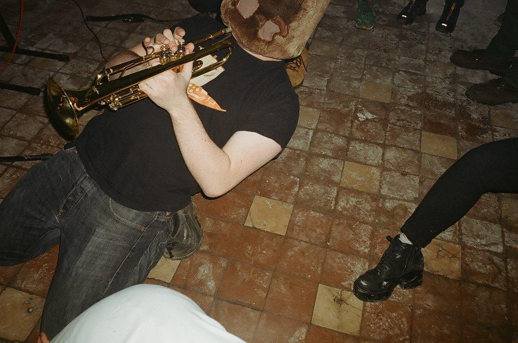Фоторепортаж: Боровик Ералаш и The Cold Dicks на фестивале «Переугар». Изображение № 4.