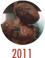 Эволюция инопланетян: 60 портретов пришельцев в кино от «Путешествия на Луну» до «Прометея». Изображение № 79.