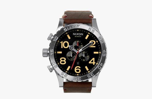 Марка Nixon выпустила новую коллекцию часов. Изображение № 1.
