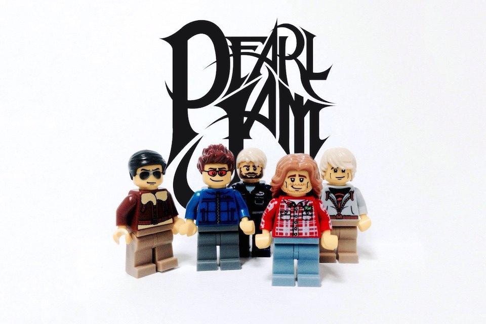 Lego-go: Культовые группы в виде фигурок из конструктора LEGO. Изображение № 12.
