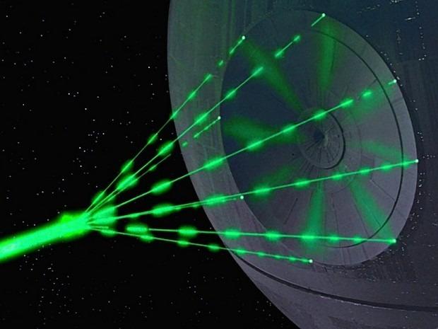 Звезды смерти из фильма «Звездные войны». Изображение № 5.