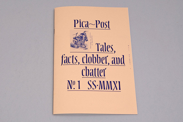 Изображение 10. Men's Digest: коллаборации Band Of Outsiders, журнал от Oi Polloi и видео о куртках Schott.. Изображение № 10.