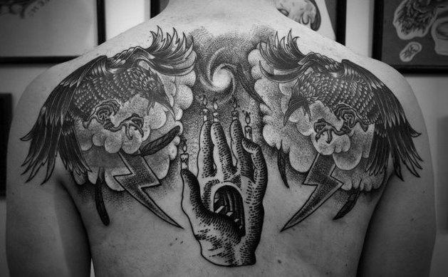 Гид по гравюрному стилю татуировок. Изображение № 1.