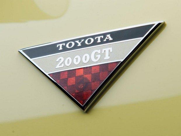 Редкий спорткар Toyota 2000GT 1967 года выставлен на аукцион. Изображение № 15.