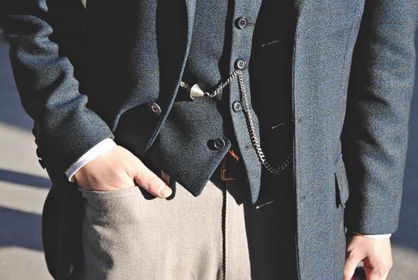 Детали: Репортаж с выставки мужской одежды Pitti Uomo. День второй. Изображение № 24.