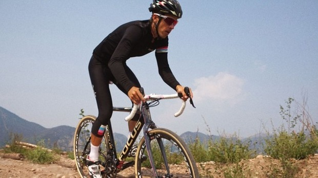 Велосипедная марка Rapha выпустила осенний лукбук. Изображение № 7.