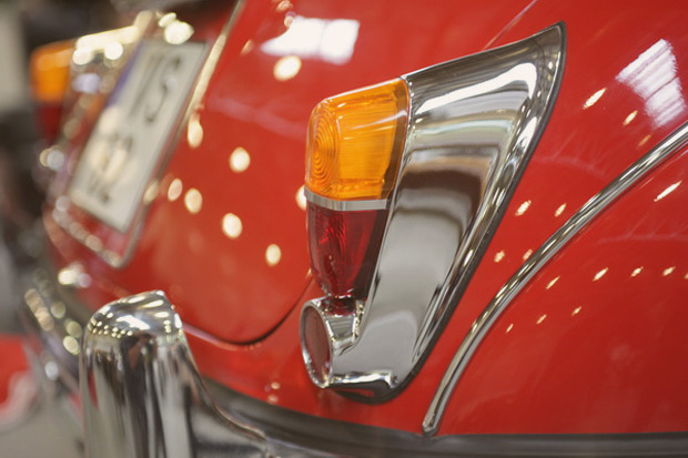 Машина времени: 8 лучших ретроавтомобилей с выставки «Олдтаймер». Изображение № 4.