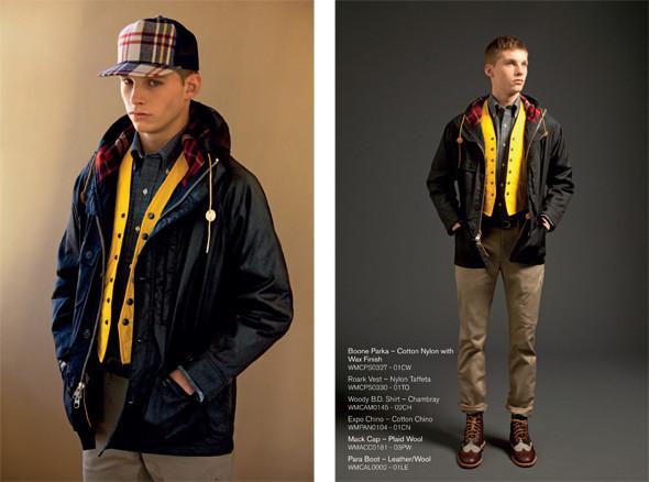 Лукбук Woolrich Woolen Mills F/W 2011-2012. Изображение № 3.
