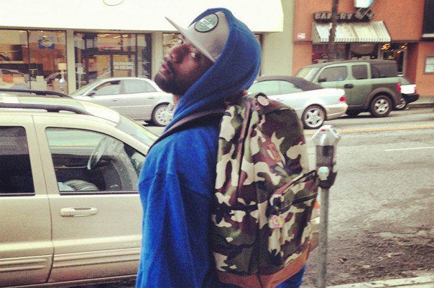 Хип-хоп-группировка Odd Future выпустила весенний лукбук своей коллекции одежды. Изображение № 18.