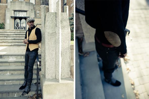 Изображение 22. Залатать дыры: мужские вещи с заплатками.. Изображение № 21.