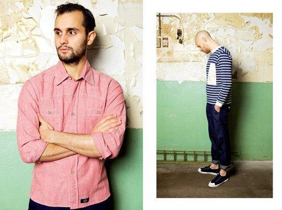 Марка Bleu de Paname опубликовала лукбук весенне-летней коллекции одежды. Изображение № 4.