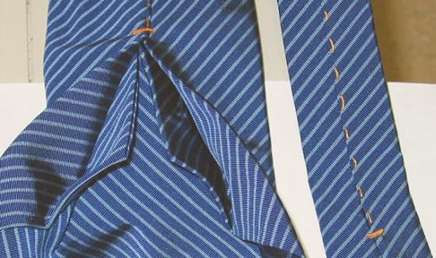 Гид по галстукам: История, строение, виды узлов и рисунков. Изображение № 4.