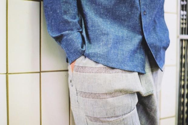 Немецкая марка A Kind of Guise опубликовала лукбук весенней коллекции одежды. Изображение № 5.
