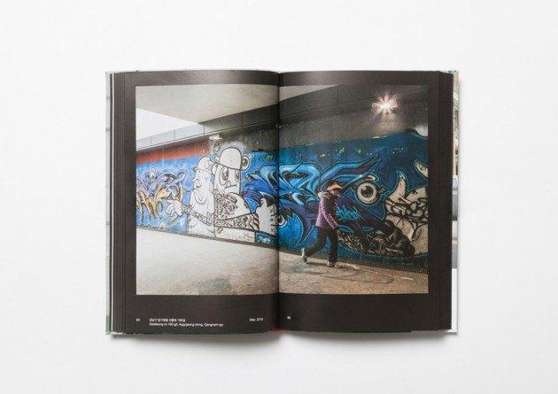 Вышла книга об уличном искусстве Сеула. Изображение № 11.