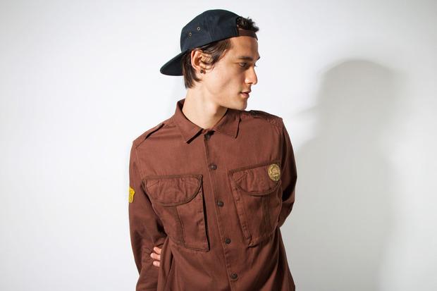 Марка Billionaire Boys Club опубликовала лукбук осенней коллекции одежды. Изображение № 6.