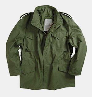 Красота по-американски: История и особенности куртки M-65. Изображение № 4.