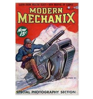 Железный конь: Как мотоциклы использовали в военных действиях. Изображение № 4.