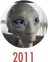Эволюция инопланетян: 60 портретов пришельцев в кино от «Путешествия на Луну» до «Прометея». Изображение № 81.