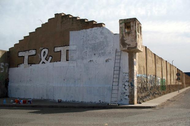 Уличный художник Blu представил новую работу в Марокко. Изображение № 2.